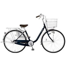 MARUKIN マルキン 26型 自転車 ロマーナ 263-B(ダークブルー/3段変速)MK-20-024【2020年モデル】【組立商品につき返品不可】 【代金引換配送不可】