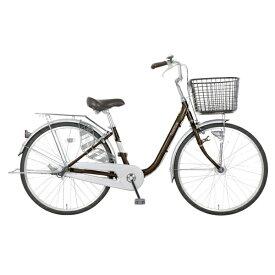 MARUKIN マルキン 26型 自転車 プチベル 263-B(ダークブラウン/3段変速)MK-20-033【2020年モデル】【組立商品につき返品不可】 【代金引換配送不可】
