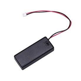 スイッチサイエンス SWITCH SCIENCE [プログラミング教材] micro:bit用電池ボックス(フタ・スイッチ付) SEDU-052771[SEDU052771]