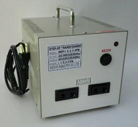 日章工業 NISSYO INDUSTRY アップトランス NDF-1500UPE NDF-1500UPE