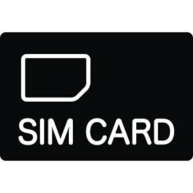 キングジム KING JIM 国内専用SIMカード(2年間通信使い放題) JS-48[JS48]
