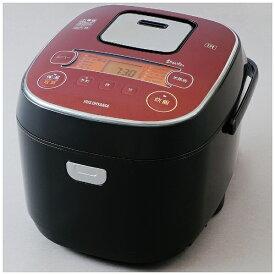 アイリスオーヤマ IRIS OHYAMA 炊飯器 米屋の旨み 銘柄炊き ブラック KRC-IE10-B [IH /1升][KRCIE10B]