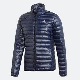 アディダス adidas メンズ ジャケット VARILITE ライトダウン ジャケット(Oサイズ/レジェンドインクF17) DKQ80