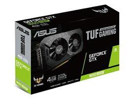 ASUS エイスース グラフィックボード TUF-GTX1650S-O4G-GAMING [4GB /GeForce GTXシリーズ][TUFGTX1650SO4GG]