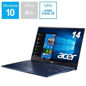 ACER エイサー SF514-54T-F58Y/B ノートパソコン Swift 5 チャコールブルー [14.0型 /intel Core i5 /SSD:512GB /メモリ:8GB /2019年12月モデル][14インチ 新品 windows10][SF51454TF58YB]