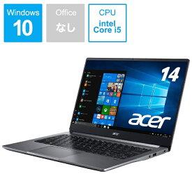 ACER エイサー SF314-57-F58U/S ノートパソコン Swift 3 スチールグレイ [14.0型 /intel Core i5 /SSD:256GB /メモリ:8GB /2019年12月モデル][14インチ 新品 windows10][SF31457F58US]