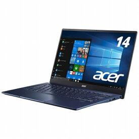 ACER エイサー ノートパソコン Swift 5 チャコールブルー SF514-54T-F58Y/BF [14.0型 /intel Core i5 /SSD:512GB /メモリ:8GB /2019年12月モデル][14インチ office付き 新品 windows10]
