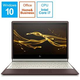 HP エイチピー 7WP00PA-AAAA ノートパソコン Spectre Folio 13-ak0000 ボルドーバーガンディ [13.3型 /intel Core i7 /メモリ:8GB /SSD:512GB /2019年11月モデル][13.3インチ office付き 新品 windows10 7WP00PAAAAA]