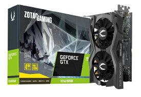 ZOTAC ゾタック グラフィックボード GAMING GeForce GTX 1650 SUPER Twin Fan ZT-T16510F-10L [4GB /GeForce GTXシリーズ]