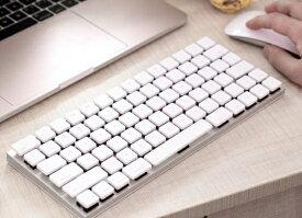 Vinpok ビンポック TAPTEK-MW キーボード Taptek ホワイト [Bluetooth・USB /有線・ワイヤレス][TAPTEKMW]