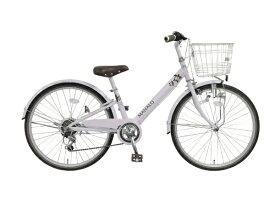 タマコシ Tamakoshi 24型 子供用自転車 マハロ ジュニア(ピンク/外装6段変速)【組立商品につき返品不可】 【代金引換配送不可】