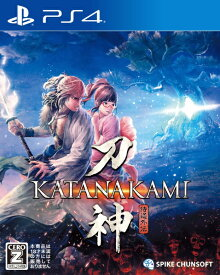 スパイクチュンソフト Spike Chunsoft 侍道外伝 KATANAKAMI【PS4】 【代金引換配送不可】