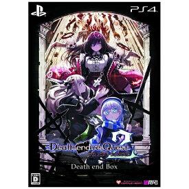 コンパイルハート COMPILE HEART Death end re;Quest 2 Death end BOX【PS4】 【代金引換配送不可】
