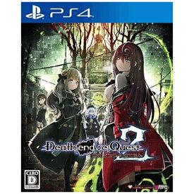 コンパイルハート COMPILE HEART Death end re;Quest 2 通常版【PS4】 【代金引換配送不可】