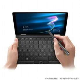 One-Netbook Technology ワンネットブックテクノロジー ONEMIX3PROJ-B5 ノートパソコン OneMix3 Pro(コンバーチブル型) ブラック [8.4型 /intel Core i5 /SSD:512GB /メモリ:16GB /2019年12月モデル][8.4インチ 新品 windows10][ONEMIX3PROJB5]