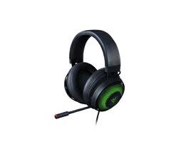 RAZER レイザー RZ04-03180100-R3M1 ゲーミングヘッドセット Kraken Ultimate 7.1 [USB /両耳 /ヘッドバンドタイプ]