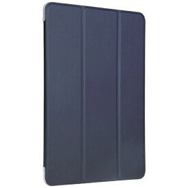 BUFFALO バッファロー 10.2インチ iPad(第7世代)用 ハイブリッドレザーケース BSIPD19102CHLBL ブルー