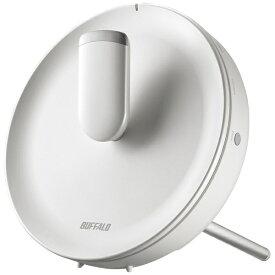 BUFFALO バッファロー WTR-M2133HS 無線LAN親機 wifiルーター 866+866+400Mbps IPv6対応 AirStation connect パールホワイトグレージュ [ac/n/a/g/b][エアステーション 無線LANルーター][WTRM2133HS]