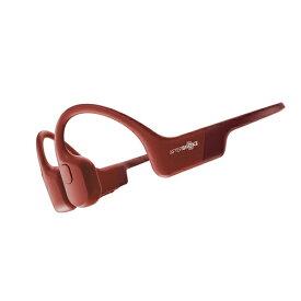 AfterShokz ブルートゥースイヤホン 耳かけ型 ソーラーレッド AFT-EP-000014 [マイク対応 /骨伝導 /Bluetooth][ワイヤレスイヤホン AFTEP000014]