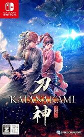 スパイクチュンソフト Spike Chunsoft 侍道外伝 KATANAKAMI【Switch】 【代金引換配送不可】