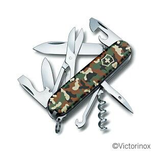 ビクトリノックス VICTORINOX マルチツール クライマー・カモフラージュ/旧名称:トラベラー カモフラージュ【14機能】(ラージオフィサー 91mm/カモフラージュ) 1.3703.94