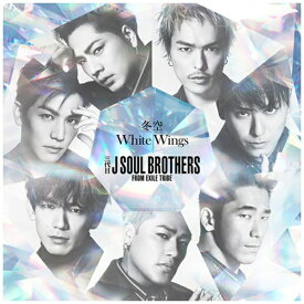 エイベックス・エンタテインメント Avex Entertainment 三代目 J SOUL BROTHERS from EXILE TRIBE/ 冬空/White Wings(DVD付)【CD】