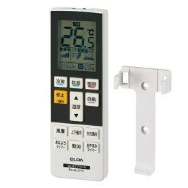 ELPA エルパ エアコンリモコン 富士通ゼネラル用 RC-AC37FU