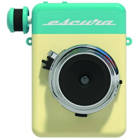 ESCURA アナログ インスタントカメラ instant camera BLUE ESCURA-BL[ESCURABL]