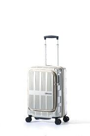 A.L.I アジア・ラゲージ スーツケース ハードキャリー 35L+6L MAXBOX(マックスボックス) パールホワイト ALI-5511 [TSAロック搭載]