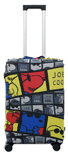 ハピタス スーツケースカバーM HAP7037-M-PN54 シネマジョークール