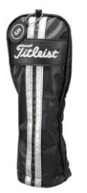 タイトリスト Titleist フェアウェイウッド用 ヘッドカバー AJHC9シリーズ PUヘッドカバー(ブラック)AJHC9F