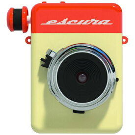 ESCURA アナログ インスタントカメラ instant camera ORANGE ESCURA-OR[ESCURAOR]