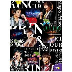 ユニバーサルミュージック King & Prince/ King & Prince CONCERT TOUR 2019 初回限定盤【DVD】