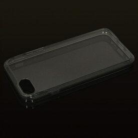 ラスタバナナ RastaBanana iPhone SE(第2世代)4.7インチ/ iPhone8/7/6s/6共用 TPU×PC ハイブリッドケース 5210IP747HB クリアブラック