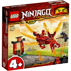 レゴジャパン LEGO 71701 ニンジャゴー カイのファイヤー・ドラゴン[レゴブロック]