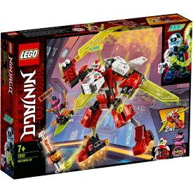 レゴジャパン LEGO 71707 ニンジャゴー カイのトランスメカジェット