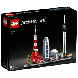 LEGO 21051 アーキテクチャー 東京[レゴブロック]