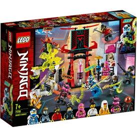 レゴジャパン LEGO 71708 ニンジャゴー エンパイア・ショップ