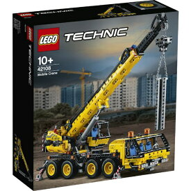 レゴジャパン LEGO 42108 テクニック 移動式クレーン車[レゴブロック]