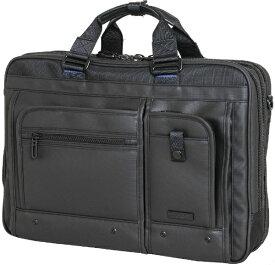 CUPC ケンブリッジユニバーシティポロクラブ 3wayビジネスバッグ B4サイズ PO-4918BK ブラック