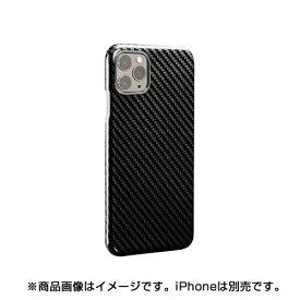 AREA エアリア MonCarbon HOVERKOAT iPhone11Pro用 フルカーボンケース HKXI01MI ミッドナイトブラック