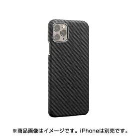 AREA エアリア MonCarbon HOVERKOAT iPhone11 Proフルカーボンケース HKXI01ST ステルスブラック