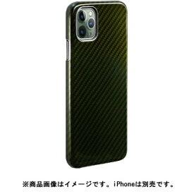 AREA エアリア MonCarbon HOVERKOAT iPhone11Pro フルカーボンケース HKXI01EG グリーン