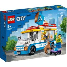 レゴジャパン LEGO 60253 シティ アイスクリームワゴン[レゴブロック]