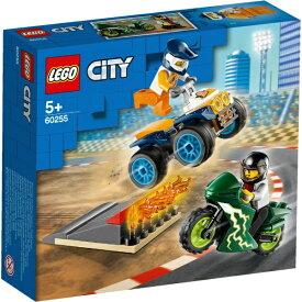 レゴジャパン LEGO 60255 シティ スタントチーム[レゴブロック]