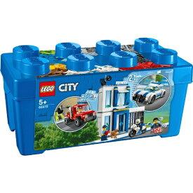 レゴジャパン LEGO 60270 シティ レゴ シティ ポリス スターターボックス[レゴブロック]