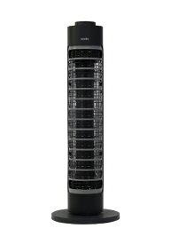 カドー cado SOL-001-BK 電気ヒーター ブラック [シーズヒーター /首振り機能][SOL001]