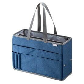 サンワサプライ SANWA SUPPLY ノートパソコン対応[〜15.6インチ] テレワークミーティングバッグ BAG-TW2BL ブルー[BAGTW2BL]