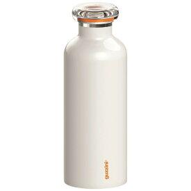 グッチーニ GUZZINI ダブルウォールサーモボトル Energy 11670011 ホワイト[11670011]