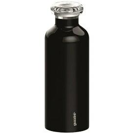 グッチーニ GUZZINI ダブルウォールサーモボトル Energy 11670010 ブラック[11670010]